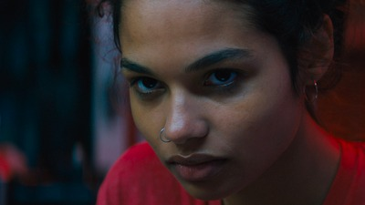 No choice but to walk home alone, Hannah (Helena Howard) sees an opportunity for a ride, but others see an opportunity in her.Tribeca Film Festival 2019