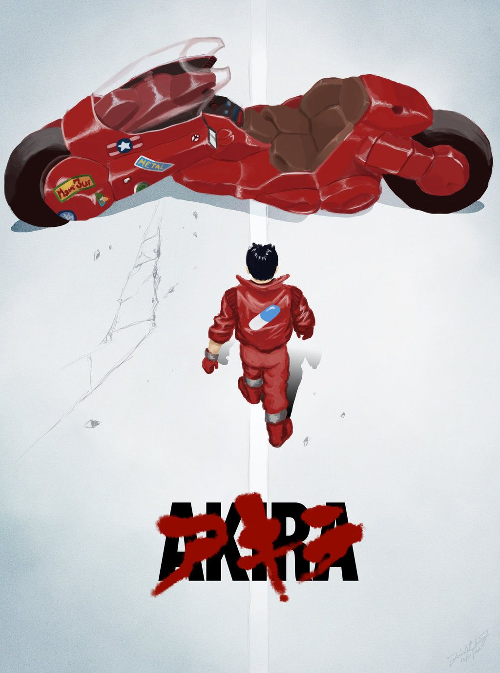 This is the first completely animated movie to make the list. Akira is psychologically challenging, and it's full of body horror.