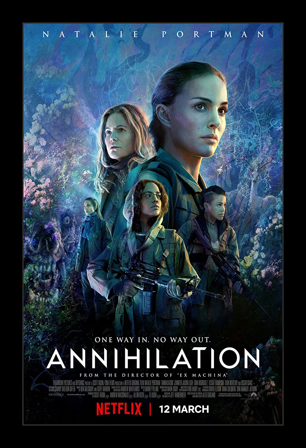 Annihilation is a more recent film on this list, created in 2018. The film is metaphorically and environmentally disturbing. The cast included Natalie Portman and Gina Rodriguez and directed by AlexGarland of Ex Machina.