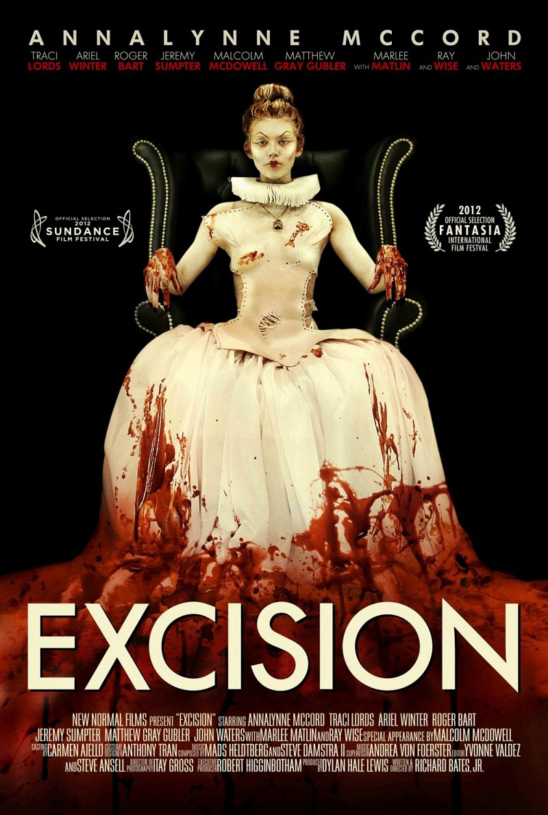 This movie is gore-city. A teen outcast practices surgical procedures and lives out violent, psychosexual fantasies.