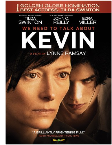 This 2011 NC-17-rated film will hurt something inside of you that you never knew you had. This movie, starring Ezra Miller, John C. Reilly, and Tilda Swinton, follows a couple and their child Kevin, who turns out to be a sociopathic teen who commits a horrific act. As chilling as it sounds, it is also really good.