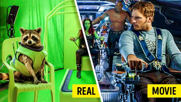 Over the years, we have seen a revolution in visual FX – and made these thrilling movie moments possible. What movie do you think has the best special effects.