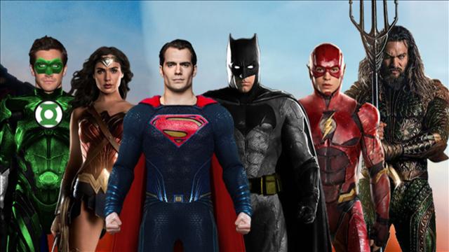 Original Justice League Members