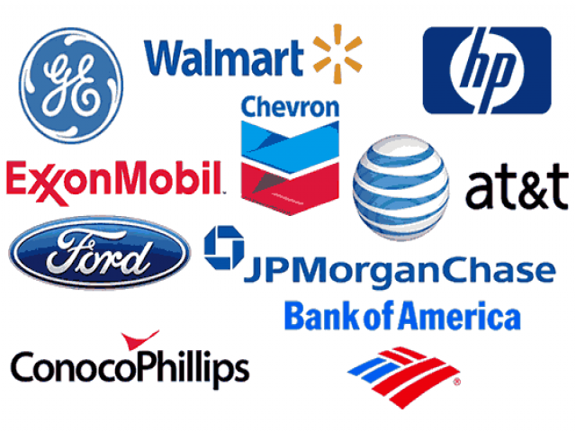Fortune 500's 10 Most Successful Companies
