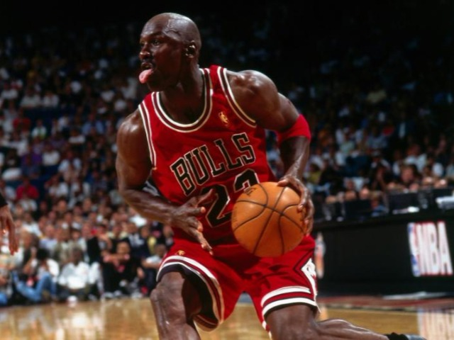 The NBA has a rich history, dating back nearly 68 years, full of decorated organizations and players. During that time, we've seen our fair share of greats come and go, but which players in the game's history stand out above the rest? To decide that, we'll look at various criteria including statistics, team success and individual accolades. Do any current superstars likeKobe BryantandLeBron Jamesmake the cut? Let's take a look at the 10 greatest players inNBAhistory and find out. What do you think?