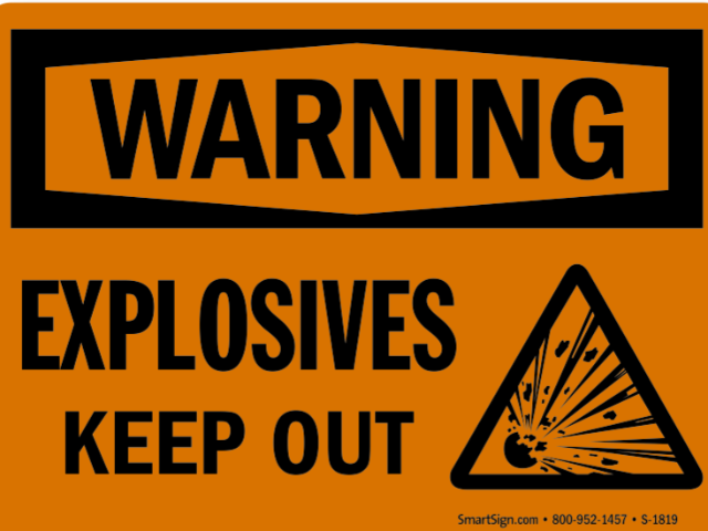Explosive substances are all around us, contained within several common household items related to cleaning, polishing, and medicine. Usually, explosive chemicals are used in small, relatively safe doses. However, bigger doses of these chemicals can be a serious threat under the right circumstances.Her are the list. What do you think?