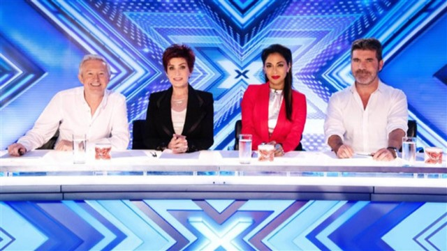 Find out which X-Factor UK contestant tops the list during the audition period of the X-Factor Show.