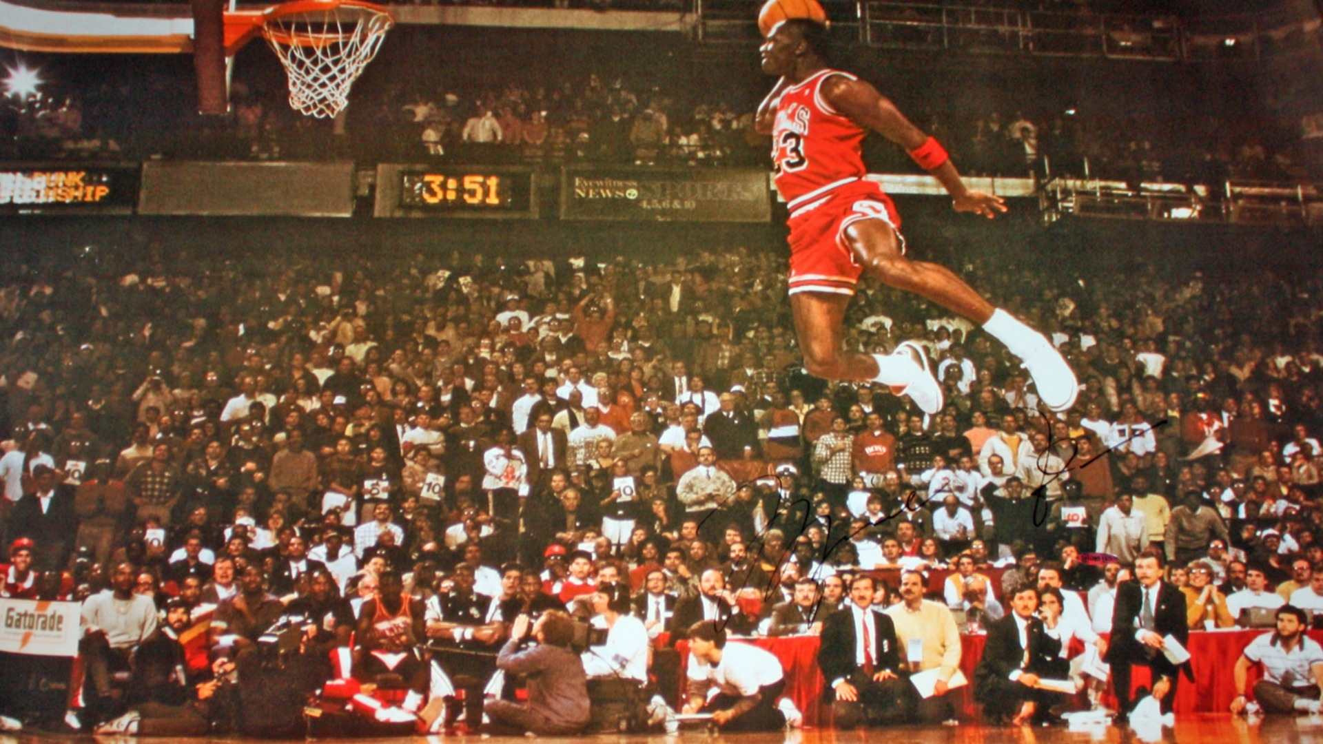 THE NBA All-Star weekend is always around the corner. Here are the top 10 dunks of all time from the competition.