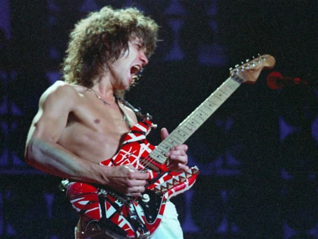 Eddie Van Halen is one of the best guitarists of all time no matter what genre. We've put together a piece which takes a look back at some of his work outside of his own band. No, Eddie hasn't stepped out on VH very often, but he's done so on occasion, and while the resulting guitar work has been top-notch on his part, the places he's turned up aren't always where you'd expect to find a heavy metal hero.Which ones are your favorite?