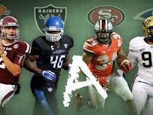 Top NFL Football Teams.