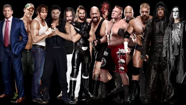 Highest paid WWE stars in 2018