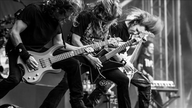 Top 10 metal bands