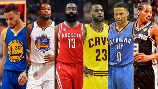 Top 20 best NBA players of 2018