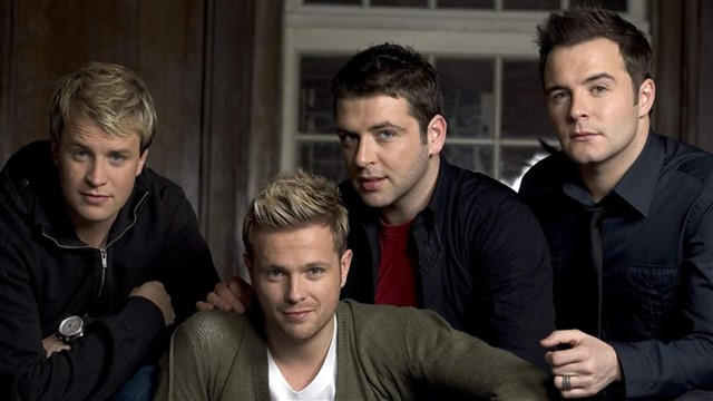 Westlife were an Irish pop vocal group, which formed in 1998 in Dublin and disbanded in 2012. Originally signed by Simon Cowell in UK, Clive Davis in the United States and managed by Louis Walsh, the group's original line-up consisted of Nicky Byrne, Kian Egan, Mark Feehily, Shane Filan and Brian McFadden.Wikipedia