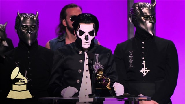 The Grammy Award for Best Metal Performance is an award presented at the Grammy Awards to recording artists for works (songs or albums) containing quality performances in the heavy metal music genre. The Grammy Awards is an annual ceremony, where honors in several categories are presented by the National Academy of Recording Arts and Sciences (NARAS) of the United States to