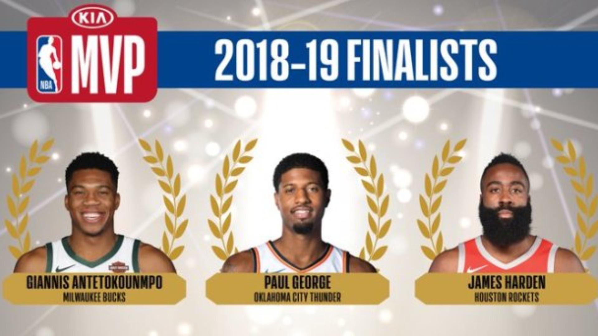 Kia NBA Most Valuable Player