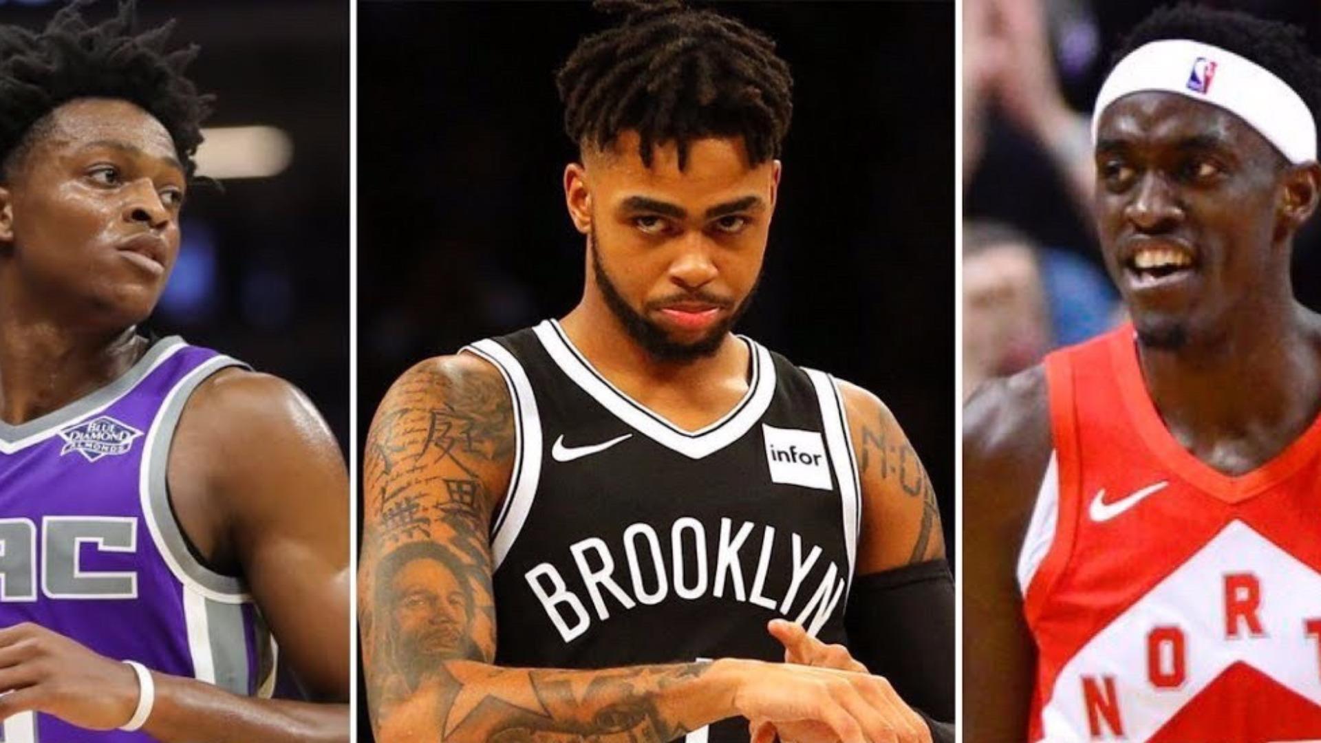 Kia NBA Most Improved Player