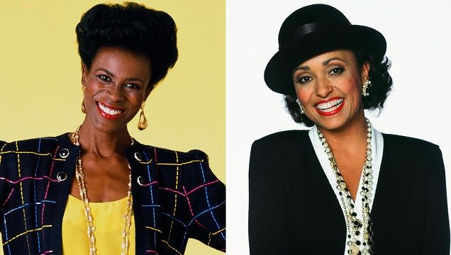 For the first three seasons of The Fresh Prince Of Bel-Air, the incomparable Aunt Viv was played by Janet Hubert… who left the show after season three, thanks to a very intense and public spat with star Will Smith.