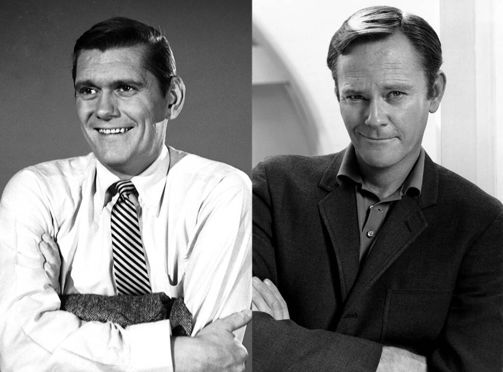 Darrin, the sweetly hapless husband of witchy Samantha was originally played by Dick York when Bewitched first aired in 1964. The clean-cut York was the perfect fit for the part, balancing Elizabeth Montgomery's spell-casting housewife, and was even nominated for an Emmy for the role.