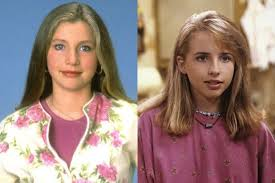The oldest Conner daughter, Becky, wasn't just re-cast part-way through Roseanne, but brought back… before the series went back again to the re-cast actress.From season one through season five, Becky was played by Lecy Goranson, who left to go to college. With Goranson gone, the role of Becky went to Sarah Chalke, who played her until season eight… at which point, Goranson came back, and the two shared the role for a season, before Chalke took over again in season nine.