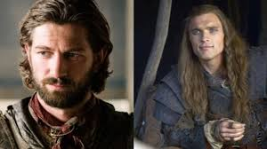 Another switch-up from Game of Thrones, Daenerys's lover and advisor Daario Naharis looks very different in his earliest appearances. In season 3, when Naharis first joined the show as a member of the Second Sons, he was played by Ed Skrein. Michiel Huisman then took over for seasons four through six.