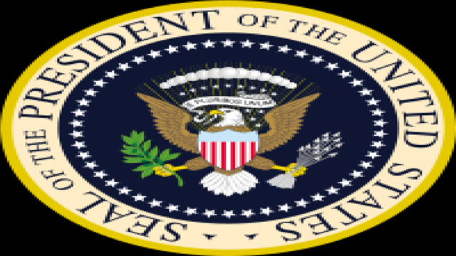 The Official Seal of The President of the United States of America